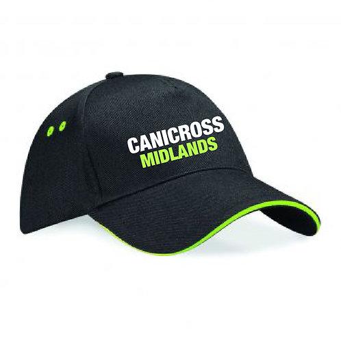 Canicross Midlands - BB15C Baseball Cap