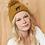Thumbnail: GSP Rescue UK  - Pointy - BB480 Cable Knit Melange Bobble Hat