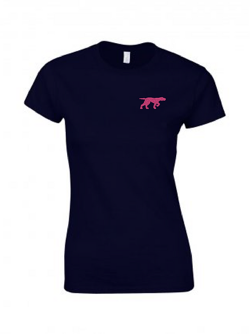 GSP Rescue UK - Pointy - GD72 Ladies T-Shirt