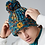 Thumbnail: Crazydogs  - 1 Paw  - BB487 Twist Bobble Hat