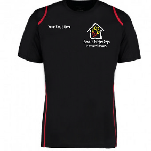 Sarah's Foster Dogs in Need - SFD XL Logo  - KK991 Performance Shirt