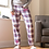 Thumbnail: GSP Rescue UK - Pointy - SK83 Ladies Tartan Lounge Pants