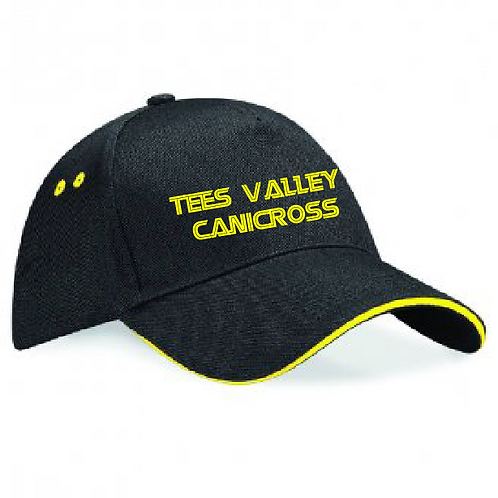 Tees Valley Canicross - BB15C Baseball Cap