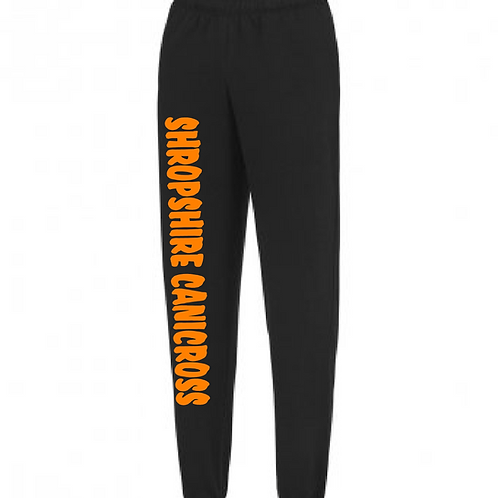 Shropshire Canicross - JH072 Unisex Joggers