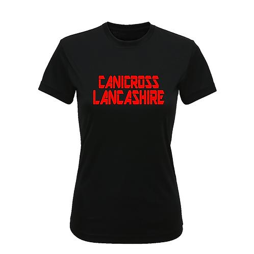 Canicross Lancashire - TR020 Ladies Performance Shirt
