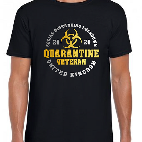 Quarantine Veteran 2020 - GD01 Unisex T-Shirt