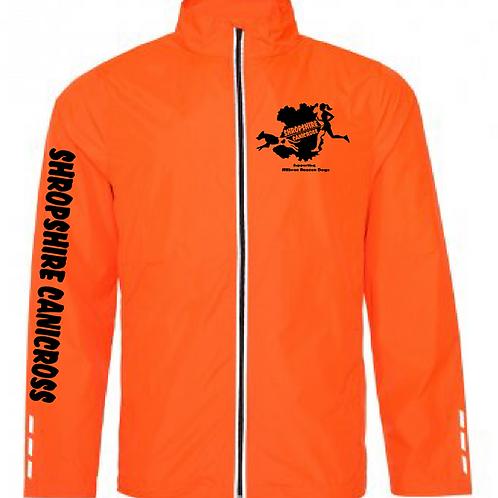 Shropshire Canicross - JH060 Unisex Running Jacket