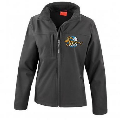 Pure Agility - R121F Ladies Soft Shell Jacket