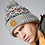 Thumbnail: Crazydogs  - 1 Paw  - BB458 Blizzard Bobble Hat
