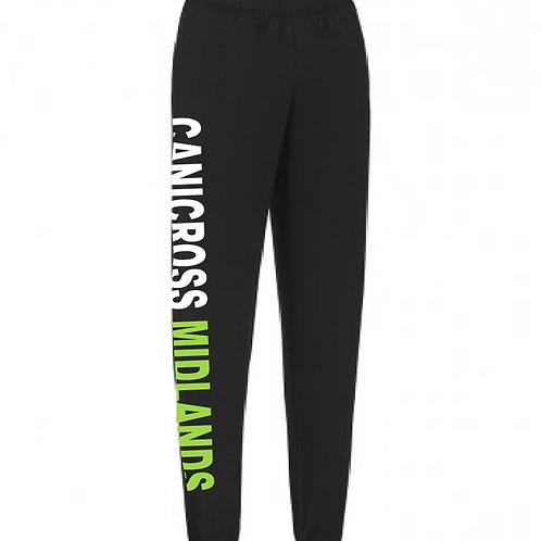 Canicross Midlands - JH072 Unisex Joggers