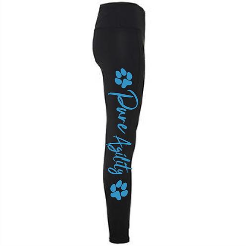 Pure Agility - TR031 Ladies Performance Leggings