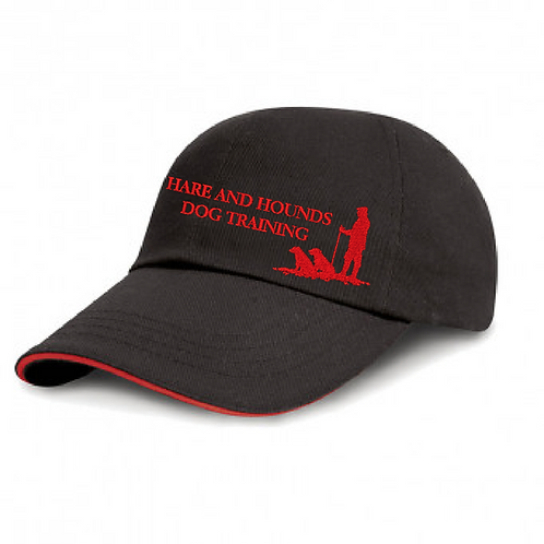 Hare and Hounds Dog Training - RC024PB Kids Low Profile Baseball Cap