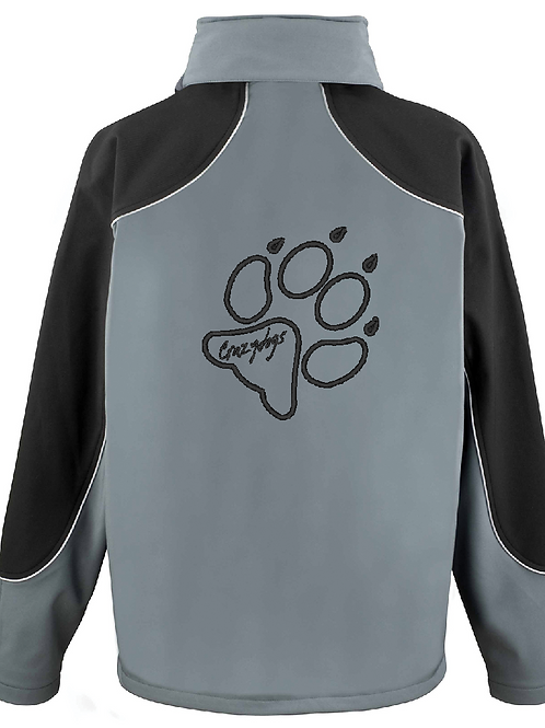 R118 Unisex Soft Shell Jacket - XL Paw