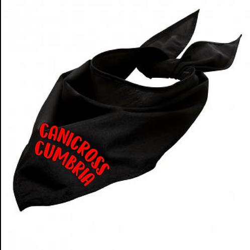 Canicross Cumbria - CDB01 Dog Bandana