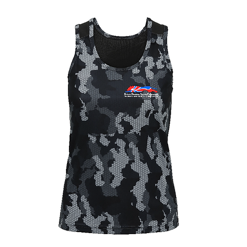 BSSF - TR026 Ladies Performance Camo Shirt
