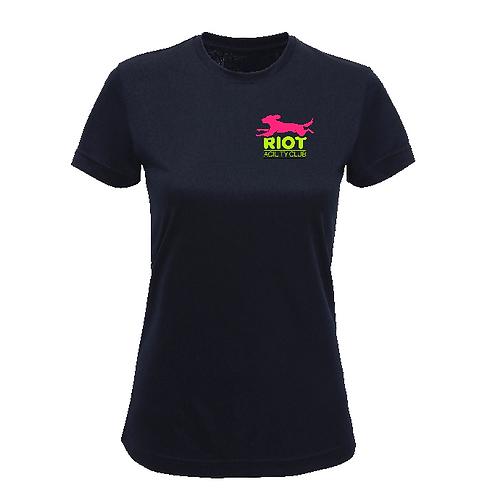 Riot Agility Club - TR020 Ladies Performance Shirt