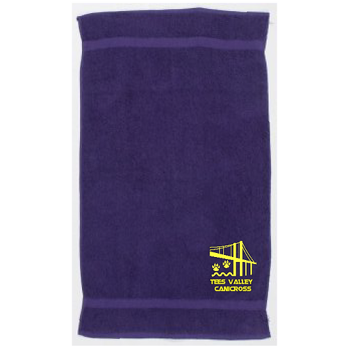Tees Valley Canicross - TC0 Towel City Luxury Towel