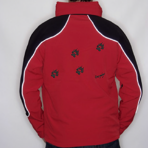 R118 Unisex Soft Shell Jacket - 4 Woof Paws