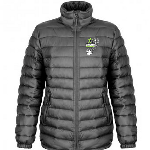 Canicross Midlands - R192F Ladies Ice Bird Jacket