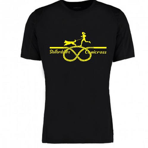 Staffordshire Canicross - TR10B Kids Performance Shirt