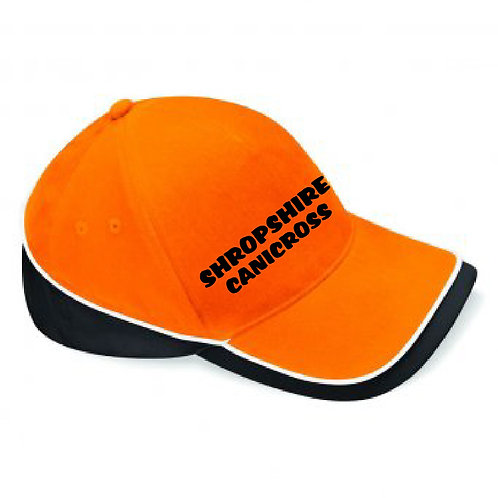 Shropshire Canicross - BB171 Baseball Cap