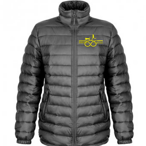 Staffordshiore Canicross - R192F Ladies Ice Bird Jacket