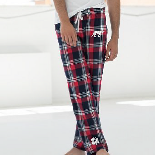 GSP Rescue UK - Pointy - SM83 Mens Tartan Lounge Pants