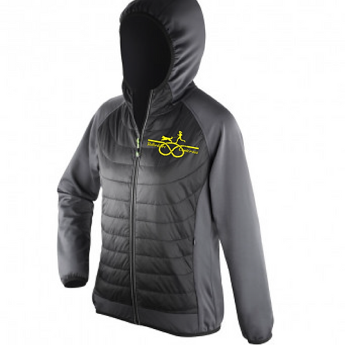 Staffordshire Canicross - R268F Ladies Performance Shell/Puffa Jacket