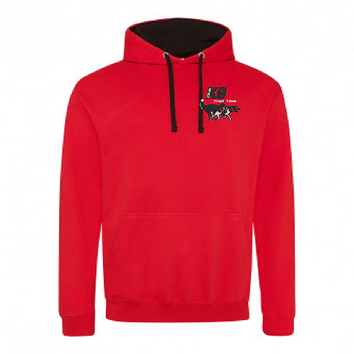 Team K9 Trail Time - JH003 2Tone Hoodie