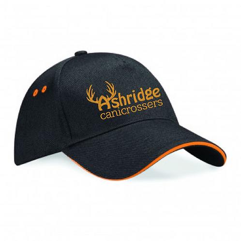 Ashridge Canicrossers - BB15C Baseball Cap