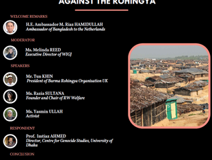 Justice and Accountability for Sexual and Gender-Based Crimes Against the Rohingya