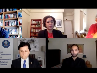Webinar: 'The Future of Human Rights for Asia's Minorities'