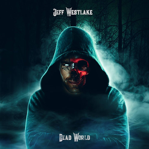 "JEFF WESTLAKE - ""DEAD WORLD"" - CD"