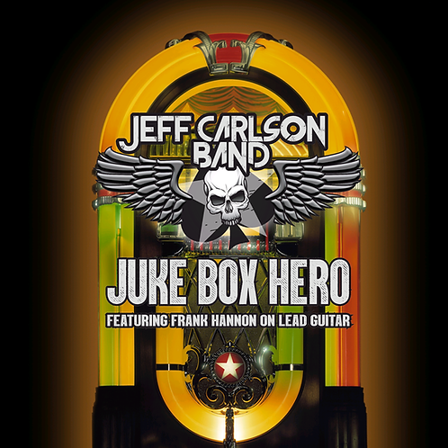 Jeff Carlson Band - Juke Box Hero (Limited Edition CD)