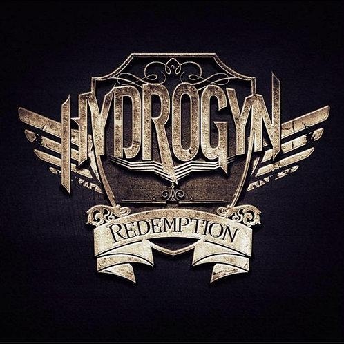 """HYDROGYN - """"REDEMPTION"""" - CD"""