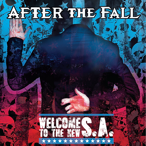"""AFTER THE FALL """"WELCOME TO THE NEW S.A."""" CD"""