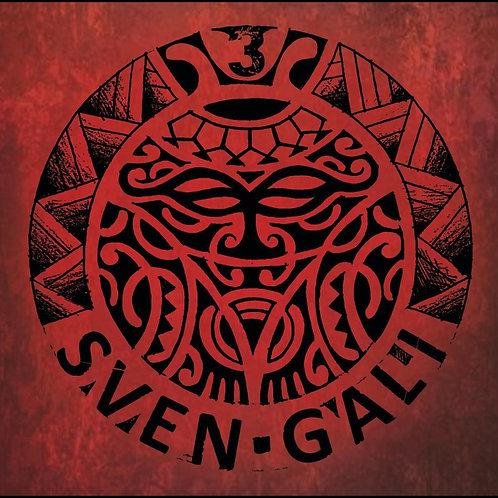 """Sven Gali - """"3"""" EP (DELUXE DIGIPACK)"""