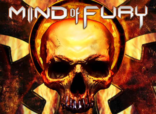 """MIND OF FURY Releases """"The Fire"""""""
