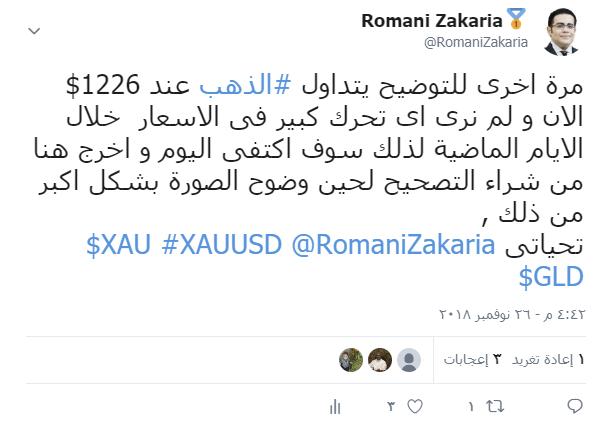 Tweet By @RomaniZakaria