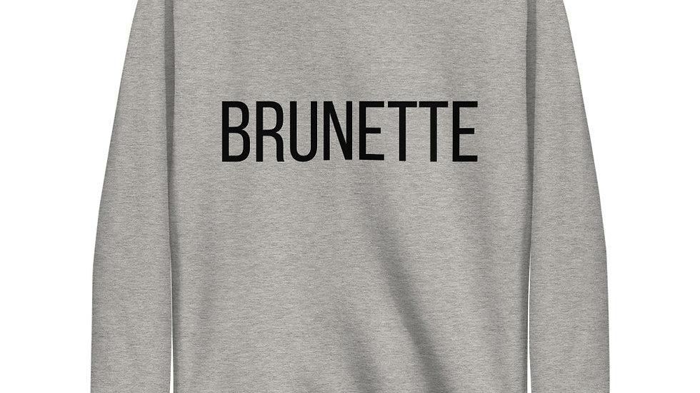 Brunette Sweater