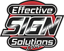 Effective Sign Solutions Cedar Park Austin, Logo Design, Vehicle Graphics, Signs, Screen Printing, Embroidery