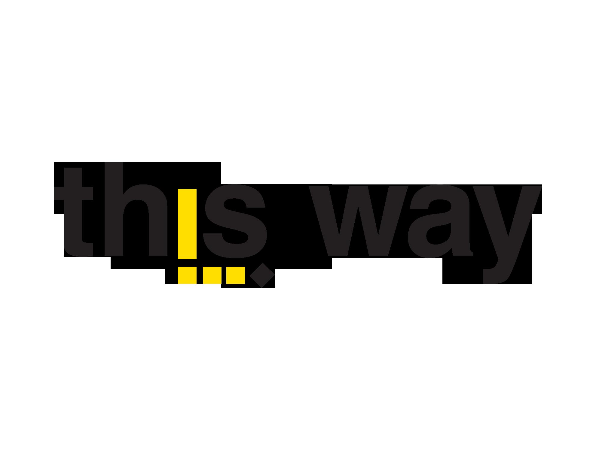 Wayfining arrows