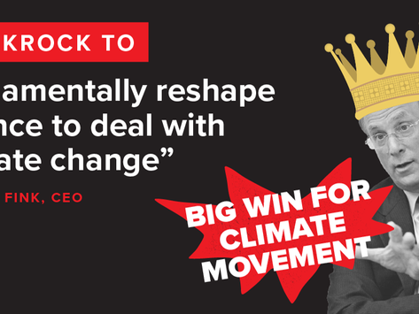 BlackRock Responds to Demands for Stronger Climate Action with Bold New Commitments