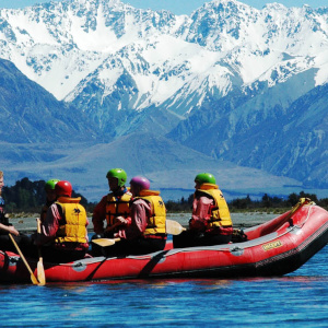 rangitata rafts