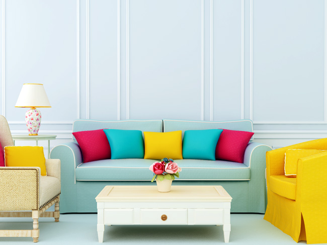 Residential decorating