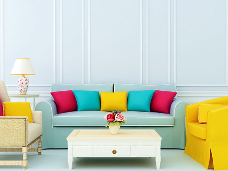 Interior painting and decorating by NWB Painting & Decorating Services serving Godalming, Haslemere, Bramley