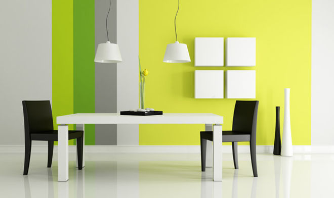 Interior painting & decorating by NWB Painting & Decorating Services serving Godalming, Haslemere