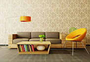 Wallpaper & interior decorating by NWB Painting & Decorating Services serving Godalming, Haslemere, Bramley
