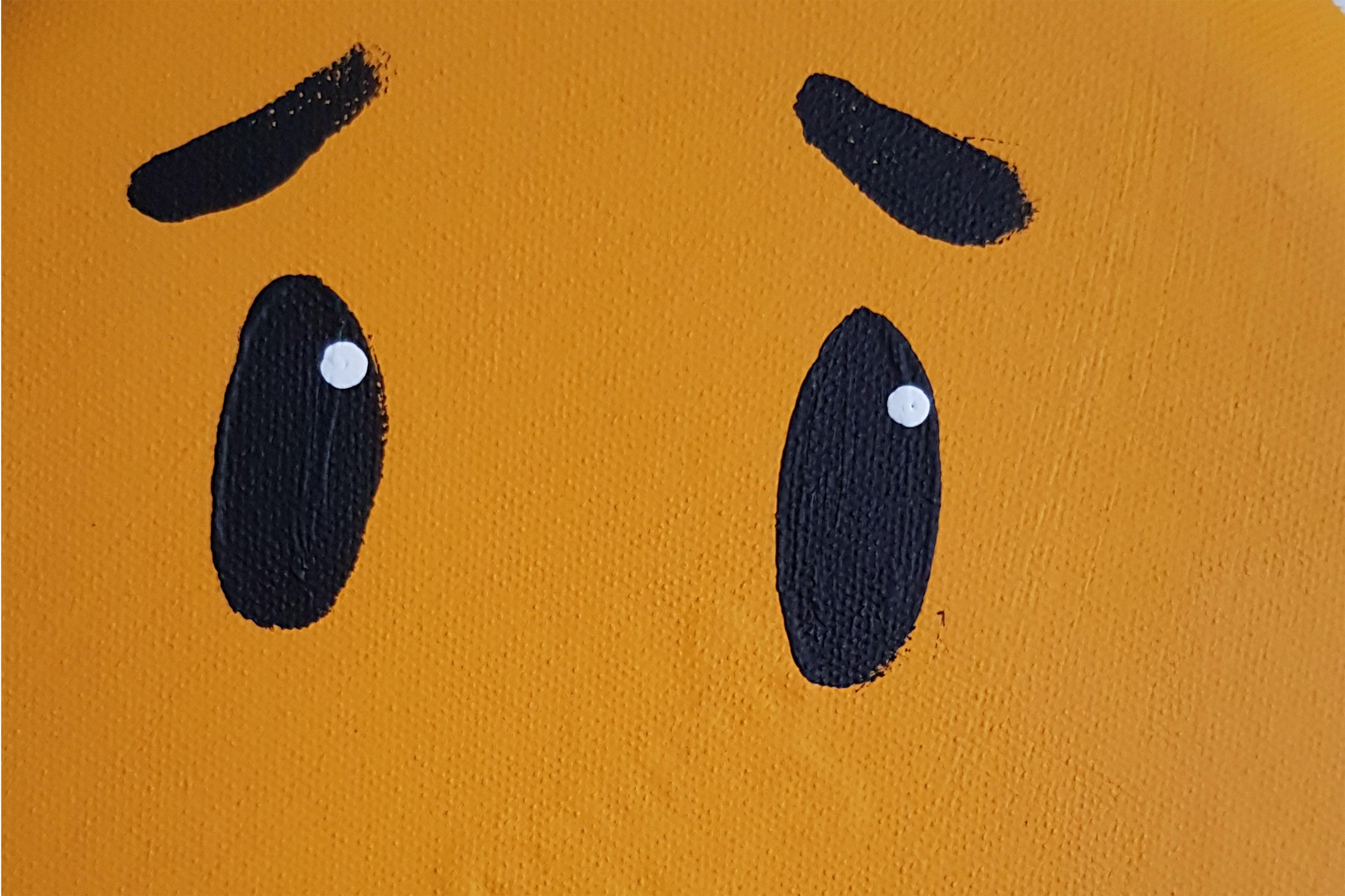 Worried Eyes