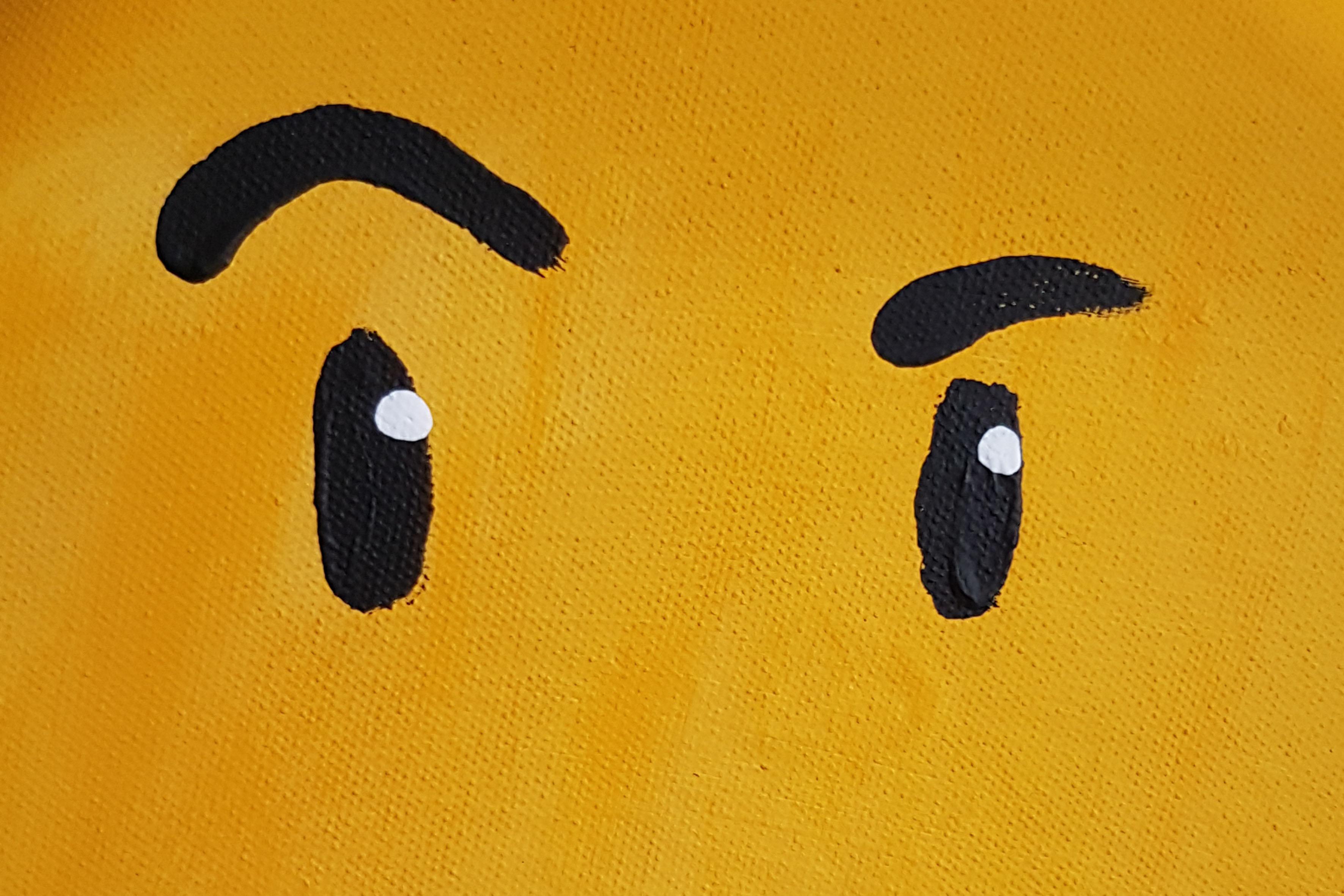 Thoughtful eyes